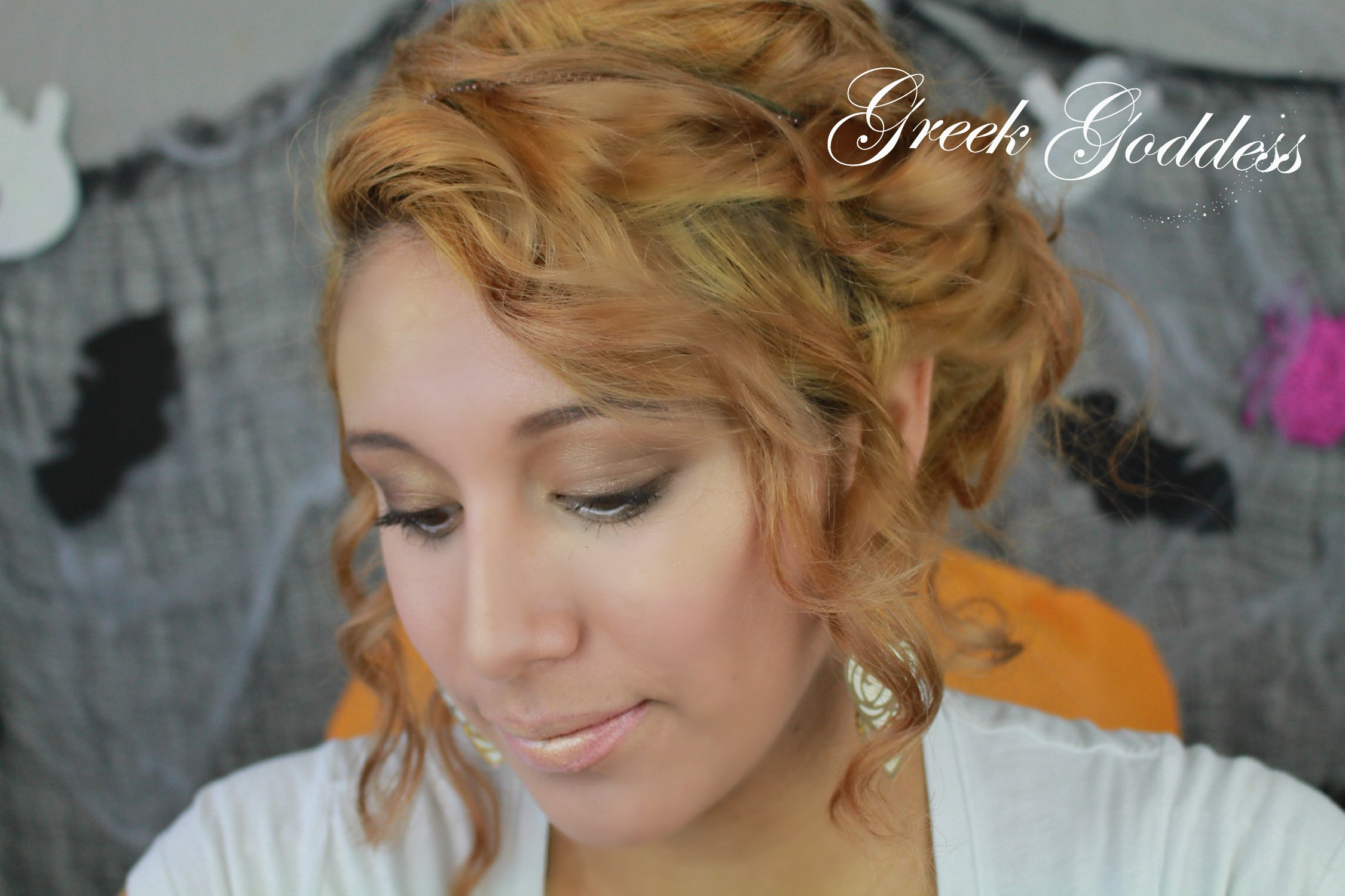 Greek Goddess Makeup Bondbeautyful
