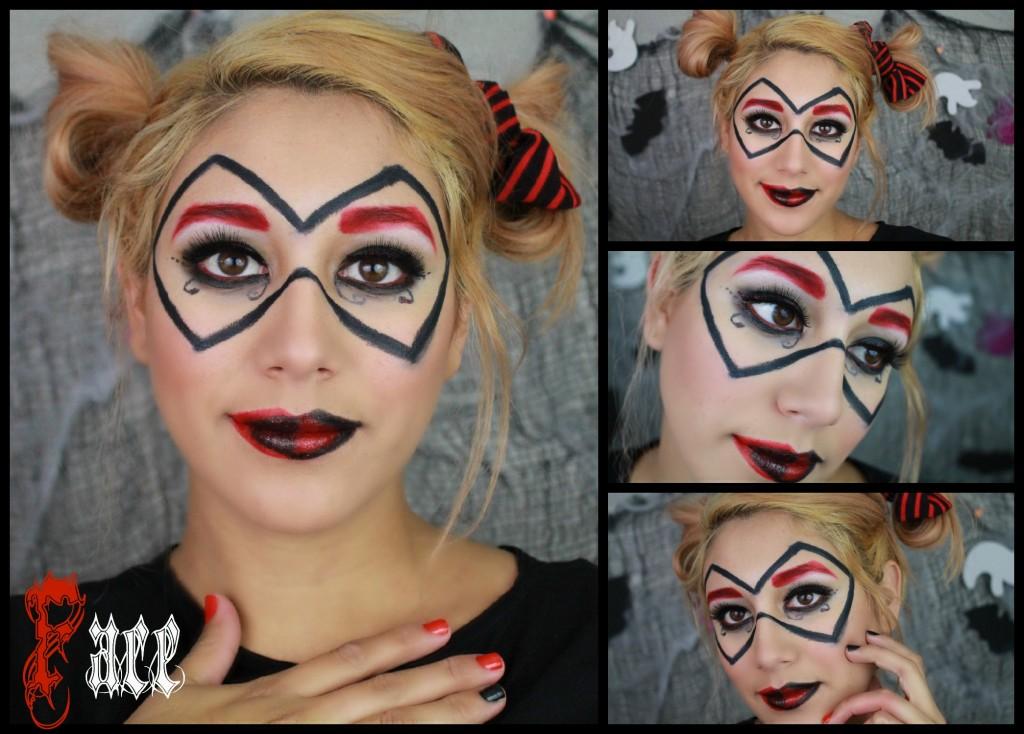 Harley Quinn Face