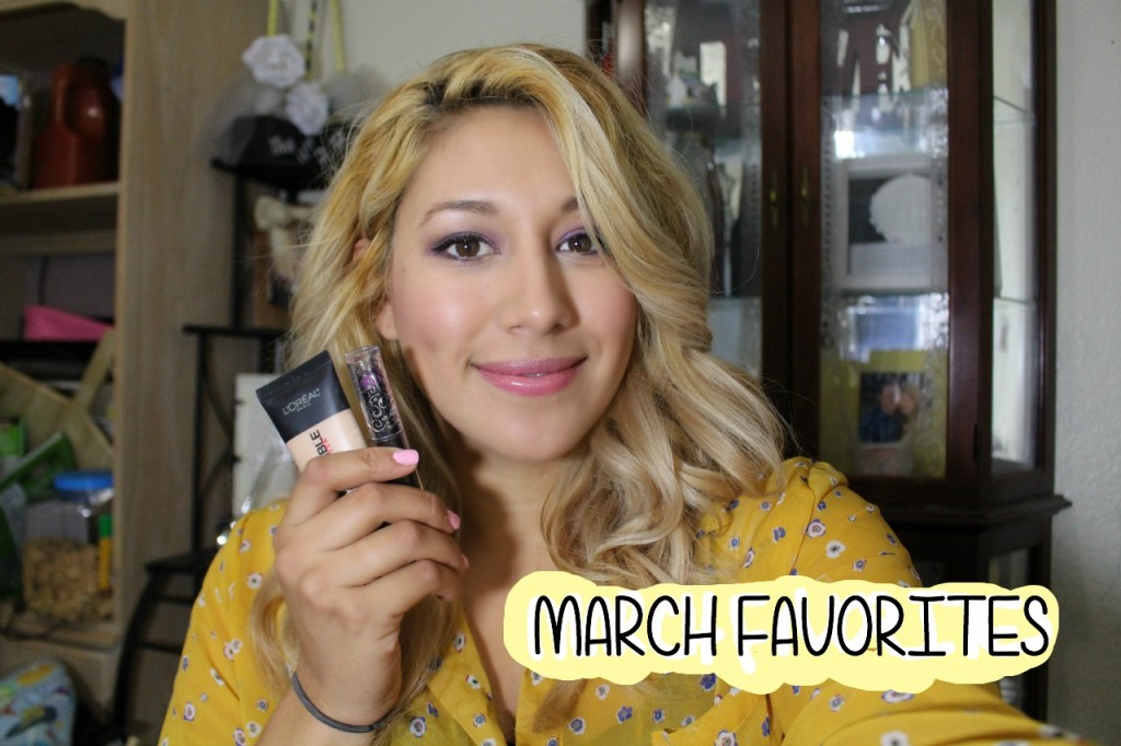 MARCH FAVES 2015