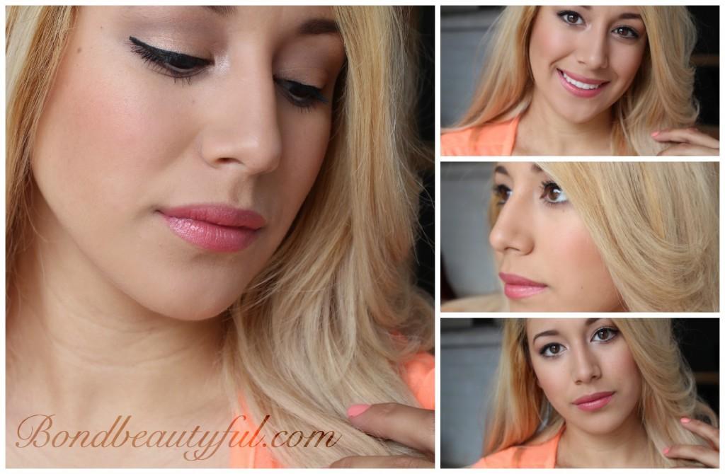 April Fave makeup