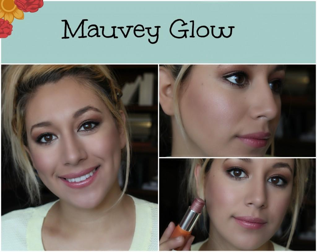 mauvey glow