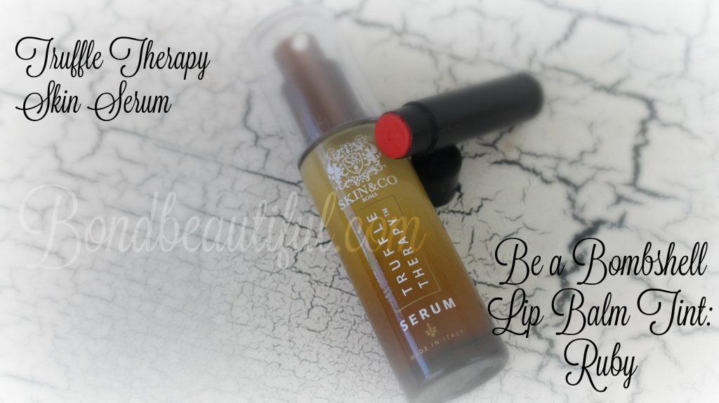 Skin serum & Tint
