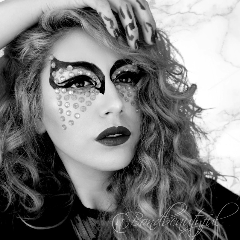 Lady Gaga Super Bowl 2017 Makeup Tutorial