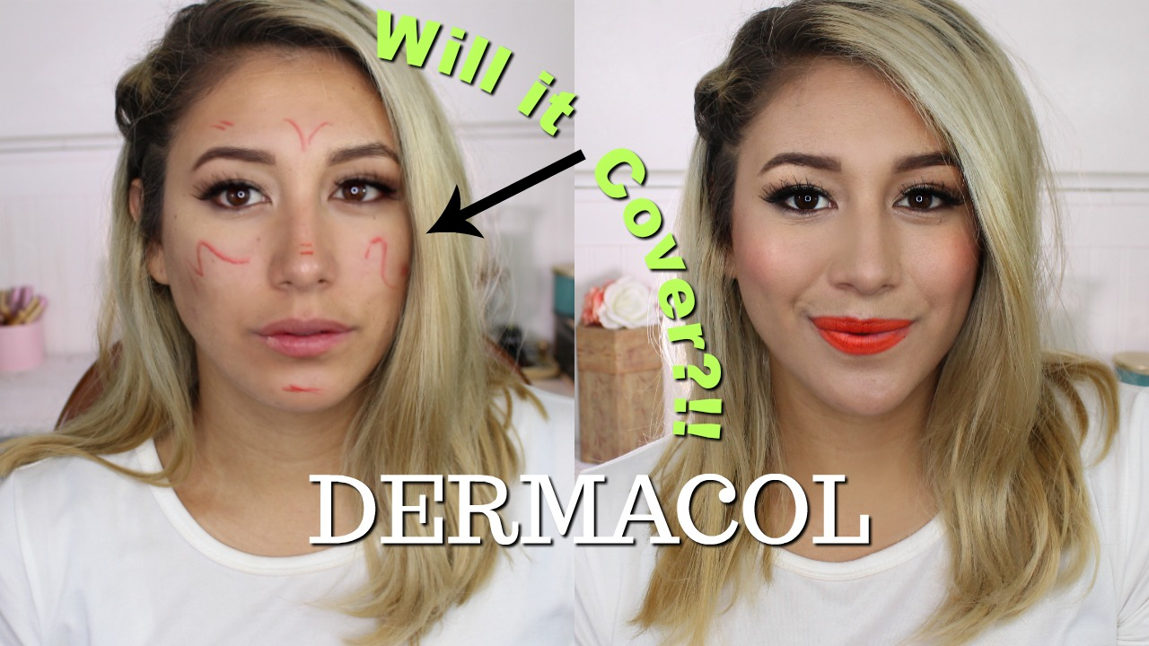 Dermacol Makeup Cover Foundation Worlds Best Foundation Bondbeautyful